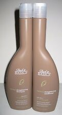 Back to Basics 4 Bamboo Shampoo AND 2 Conditioner Straightening 11.5oz NEW Lot 6