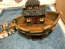 New In Box Boyd'S Bears Noah'S Ark /9 Figures/2002