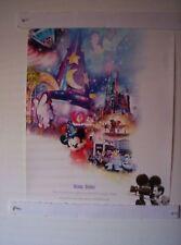 2003 Walt Disney World 100 Years of Magic Celebration DISNEY STUDIOS Poster
