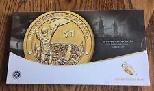 $1 Mohawk Iron Workers 5 Coin Set 2015 4D /& 1P Sacagawea//Native American Dollar