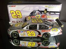 Kevin Harvick #29 Pennzoil Shell Platinum Full Synthetic 2007 Chevrolet COT