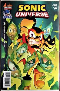 SONIC UNIVERSE Comic #70 January 2015 TOTAL ECLIPSE 4 of 4 Bagged & Boarded NM