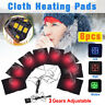 8-in-1 USB Electric Vest Heated Pads Coat Jacket Heater Thermal Body Warmer-WI