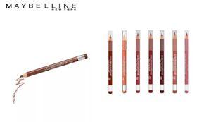 Maybelline Color Sensational Lip Liner Pencil Choose Your Shade