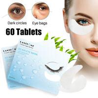 60Pcs 3D Hyaluronate Collagène Réparation De Masques Yeux Enlever Cerne Anti-âge