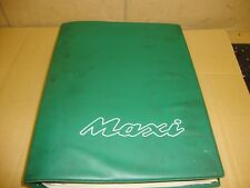 AUSTIN MAXI WORKSHOP MANUAL 1973  6th EDITION