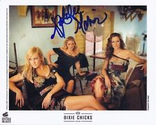 NATALIE MAINES signed autographed THE DIXIE CHICKS photo