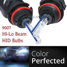 2x 35w HID HB5 9007 All-Xenon 8000K Ice Blue - 8K Xenon Headlight Light Bulbs