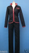 X1999 Kamui Shiro Uniform Cosplay Costume Custom Made