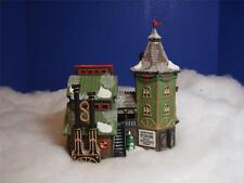 Department 56 North Pole Elfin Forge & Assembly Shop