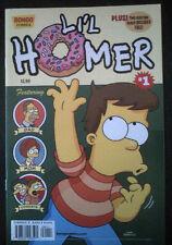 LI'L HOMER #1 Homer Simpson