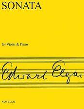 Sonata for Violin and Piano E Minor Op. 82 New 014030733