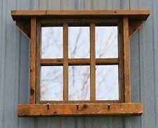 Quechee Six Pane Window Mirror