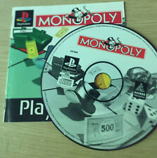 Monopoly (Sony PlayStation 1, 1997) - European Version
