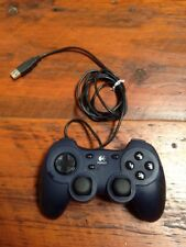 Logitech Dual Action Navy Blue G-UF13A USB Game Controller TESTED WORKS