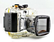 40M 130ft Underwater Diving Waterproof Housing Case for Canon G11 G12 WP-DC34