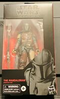 Star Wars The Black Series #94 The Mandalorian Collectible Action Figure - NEW