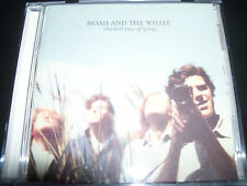 Noah & And The Whale The First Day Of Spring (Shock Australia) CD