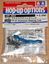 Tamiya 53864 TT-01 Aluminum Steering Link (TT01/TT01D/TT01E/TT01ES/TT01R), NIP