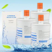 A-Premium Replacement Fridge Water Filters for Lg Lt500P 5231Ja2002A-S 3-Pcs Set