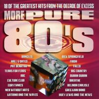 Various Artists - More Pure 80's [New CD]