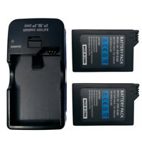 3600mAH BATTERY PACK FOR PSP 2000/2001/3000/3001/3003 & WALL Charger