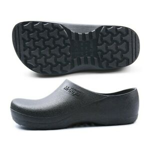Nonslip+Safety Oil Water Proof New For Cook Hotel Mens-Chef Shoes Casual Kitchen