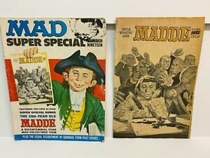 MAD Magazine Super Special No.19, 1976 with Bonus MADDE Revolting Issue