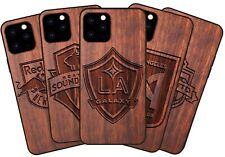Wood MLS Soccer Apple iPhone 11 Case / 11 Pro Cover / iPhone 11 Pro Max Case