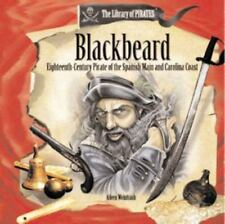 Blackbeard: Eighteenth Century Pirate of the Spanish Main and the-ExLibrary