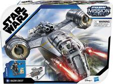 Star Wars Mission Fleet The Mandalorian Grogu Child Razor Crest Action Figure