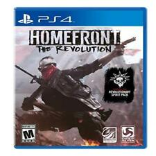 Homefront: The Revolution -Playstation 4 Brand Ps4 Games Sony Factory Sealed Dee