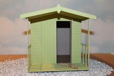 """Maison de poupées Calshot Beach Hut Chalet Kit 1/2"""" Scale 1/24th"""