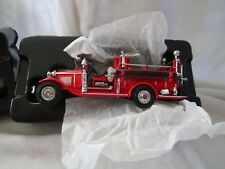 Matchbox Models of Yesteryear 1932 Ford AA Open Cab Fire Engine  YFE-09-M