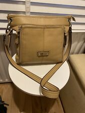 Immaculate Large Tignanello 100% Leather Tote Crossbody Handbag Shoulder Bag