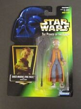Saelt-Marae (Yak Face) 1997 STAR WARS Power of the Force POTF MOC