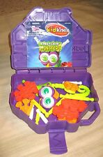 Kid K'nex Stretchin Monsters Building Toys Complete Set Design Book Included