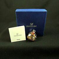 SWAROVSKI CHRISTMAS ORNAMENT CRYSTAL GOLDEN SHADOW 1144687 Mint Box Sleeve