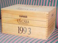 1993 BRUNELLO DI MONTALCINO LA CASA, CAPARZO 6 x 0,75l in OHK  !!! 92 PARKER !!!
