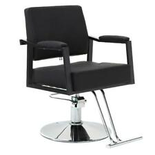 Salon Barber Chair Hydraulic Hair Styling Beauty All Purpose Equipment Black New