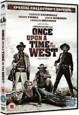 Once Upon a Time in The West 5014437159533 With Charles Bronson Region 2