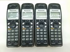 Panasonic KX-TG9331T DECT 6.0 Cordless Phone With 4 Handsets Bases & AC Adapters