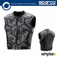 002402K Sparco SJ PRO K3 Karting Kart Protection Vest Jacket Rib Protector