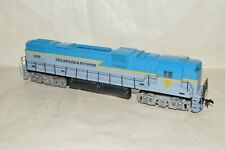 HO scale Tyco Delaware & Hudson RR Alco Century 630 diesel locomotive train