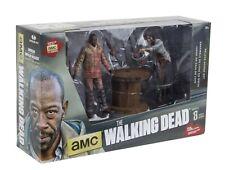McFarlane Toys The Walking Dead Morgan & Impaled Walker Deluxe Action Figure Set