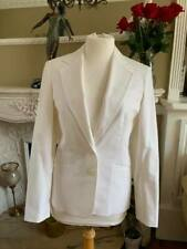 Tommy Hilfiger Ladies two buttoned white blazer size 6