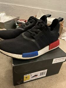 Adidas NMD R1 PK - OG 2017, USED (7/10), Size 9.5 S79168A