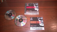 SONY PLAYSTATION 1 PS1 - RESIDENT EVIL 2 #G49 BOXED