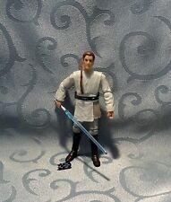 Star Wars TVC Loose  Obi Wan Kenobi  Padawan Figure VC76