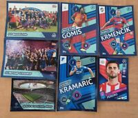 Topps UEFA Champions League Stickers 2018 2019 numbers 402-595